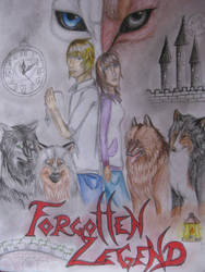 Forgotten Legend Cover by Tanchie97