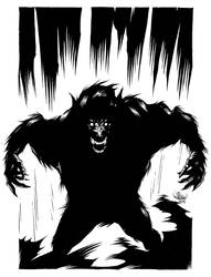 The Black and White Beast by Noeland