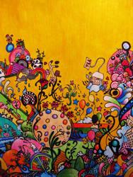 The Stuff of Dreams by Kasmiria