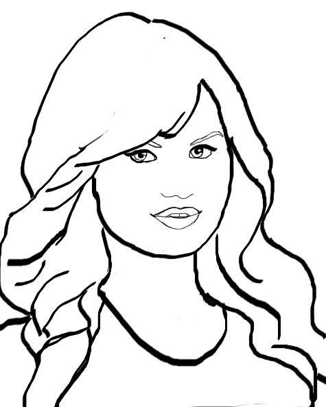 Kickin It Coloring Pages Printable