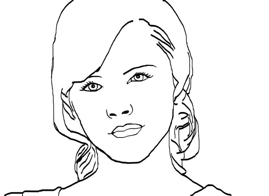 Emma Watson Line Drawing Emma Watson Age