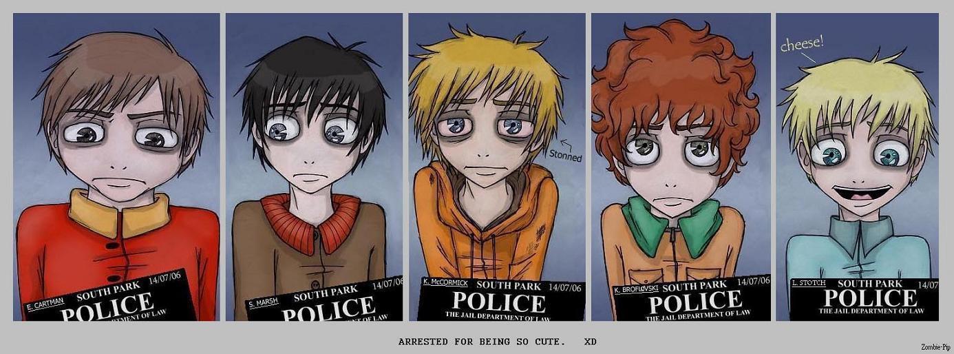 Bad Boys :O by Zombie-Pip
