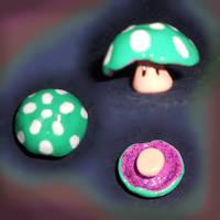 One Up Mushroom