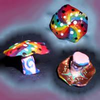 Rainbow Shroom