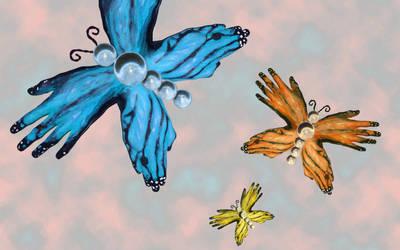 Handerflies
