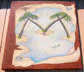 Treasure Map by Leucrota