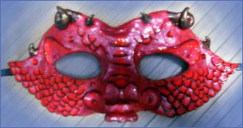 Red Dragon by Leucrota