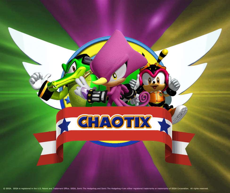 Team Chaotix Episode I Wallp. by darkfailure on DeviantArt