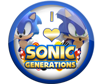 I Love Sonic Generations by darkfailure