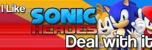 I Like Sonic Heroes