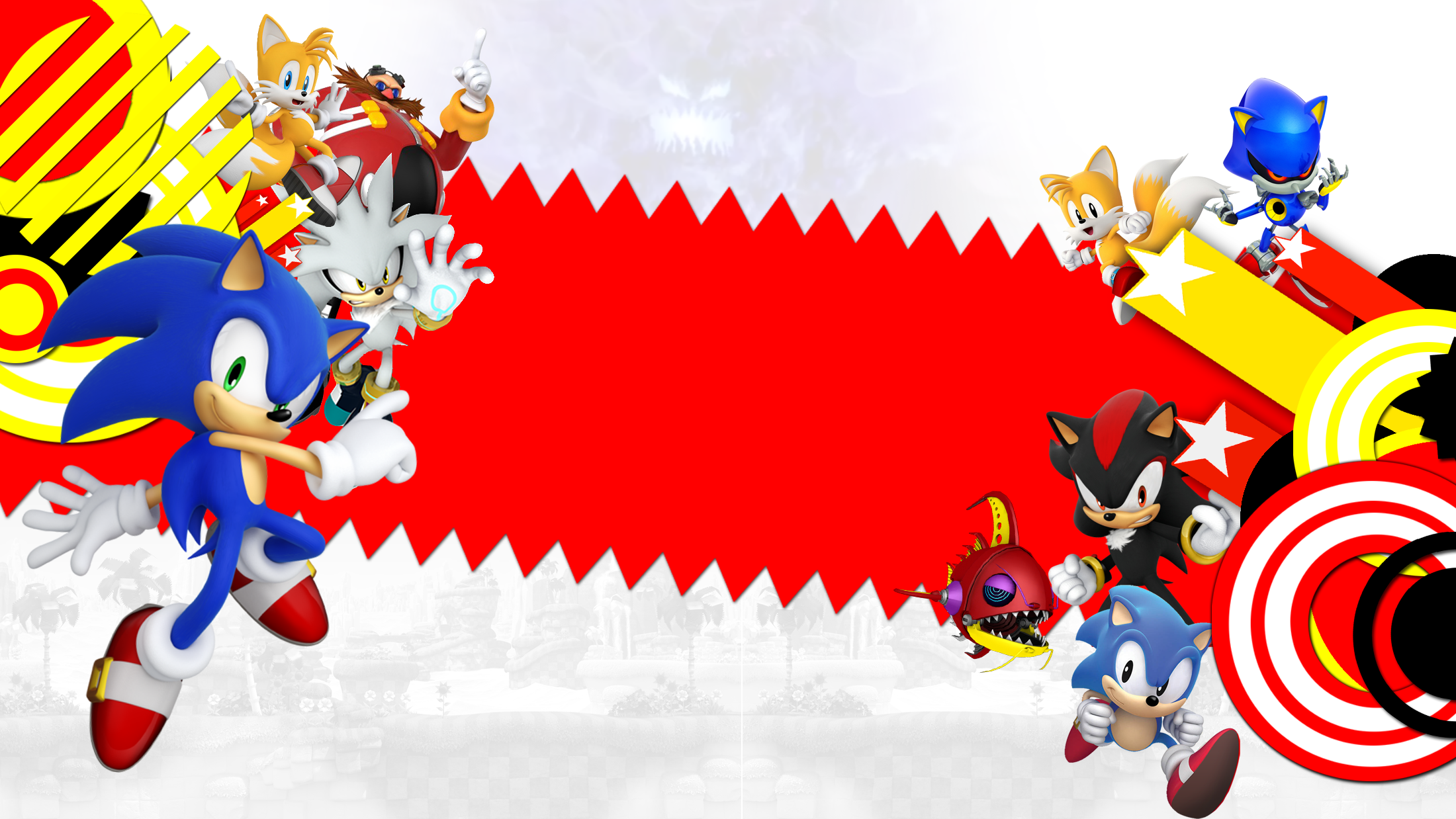 Sonic Generations PS3 by darkfailure on DeviantArt