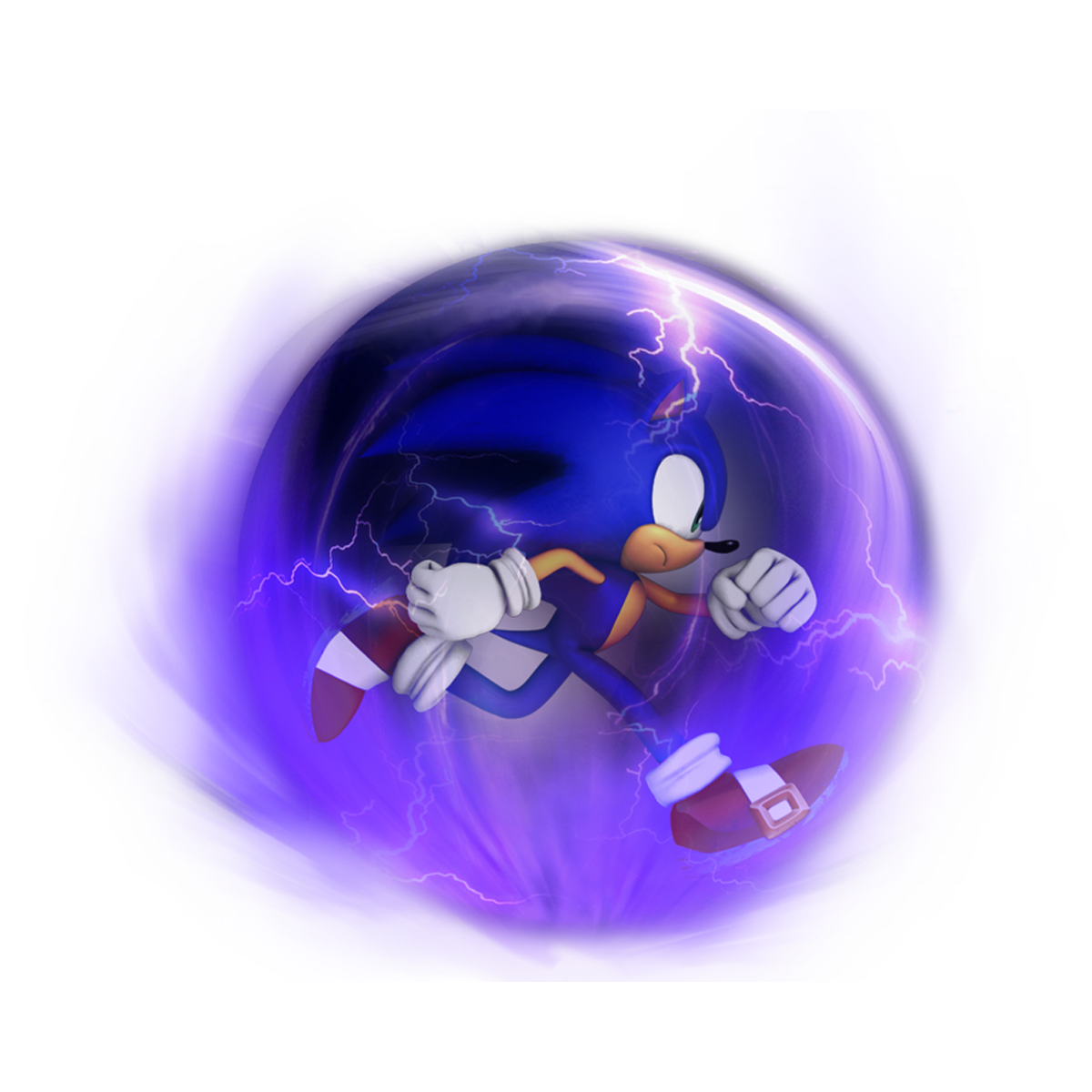 Sonic 4 Episode 2 Shield by darkfailure