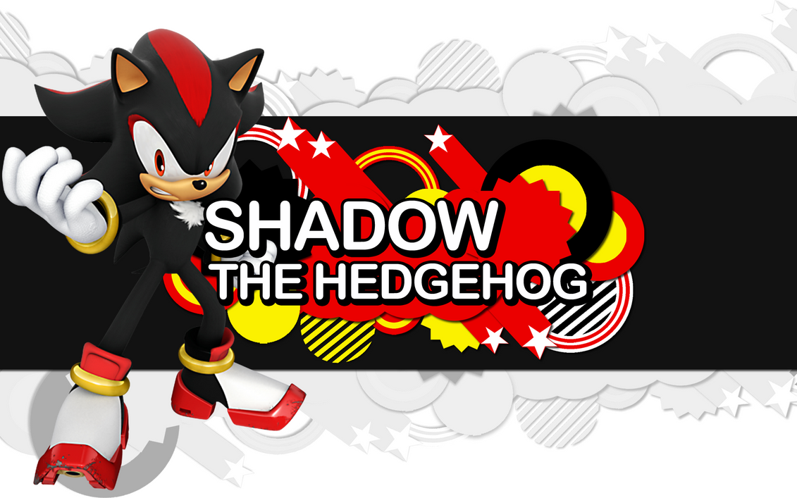 Sonic Generations Shadow Wall. by darkfailure