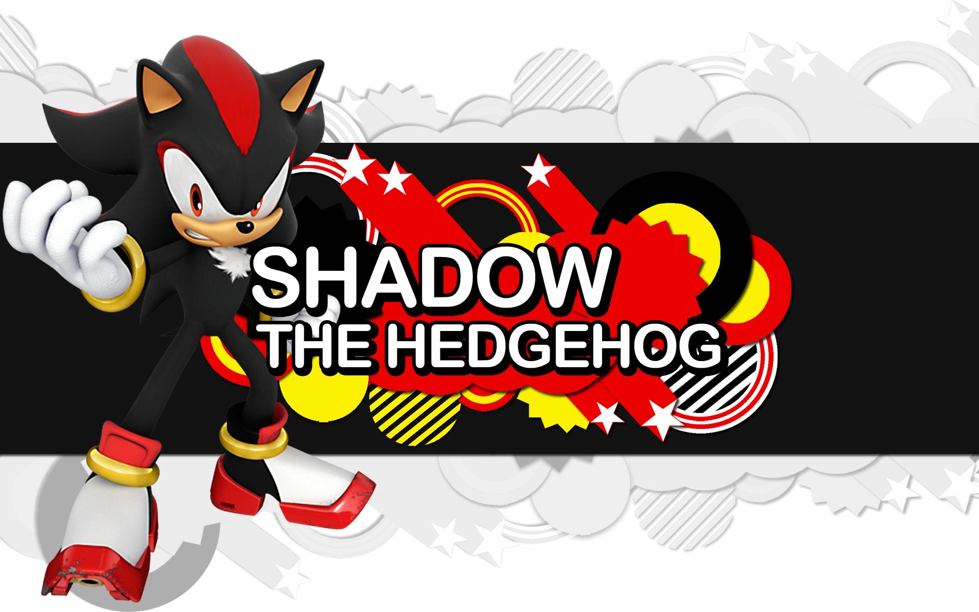 Sonic Generations Shadow Wall. by darkfailure