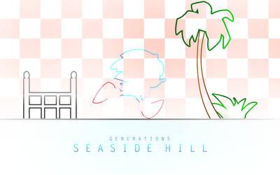 Seaside Hill White Neon by darkfailure