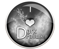 I Love DarkFailure Badge by darkfailure