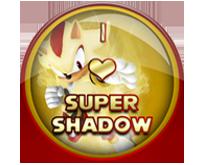 I Love Super Shadow Badge by darkfailure