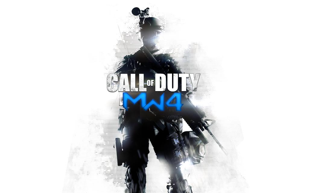 Call Of Duty 4 Wallpaper - WallpaperSafari