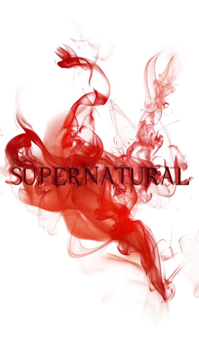 Supernatural Phone Wallpaper by darkfailure