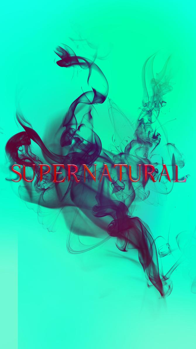 Supernatural Phone Wallpaper Variant by darkfailure