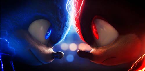 Sonic Vs. Shadow (Movie Edition)