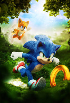 Sonic and Tails (Movie Edition)