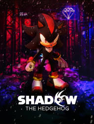 Shadow The Hedgehog Poster