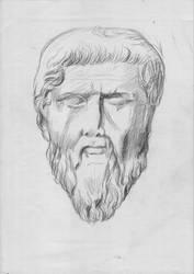 Plato by Ojaque