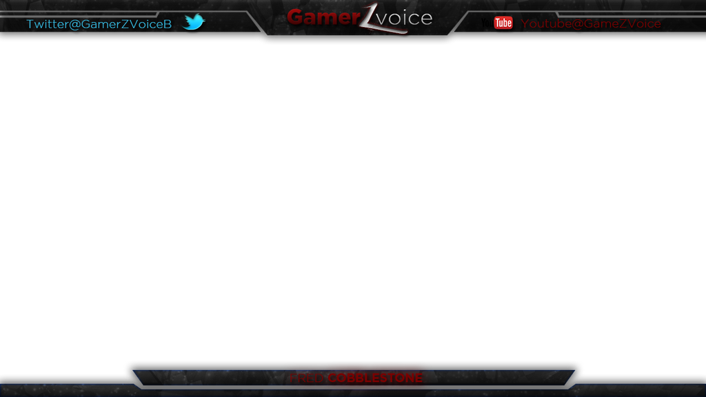 GameZVoice Twitch Overlay by xiTzSeyeko