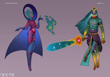 DEICIDE: Mystic by gifer010