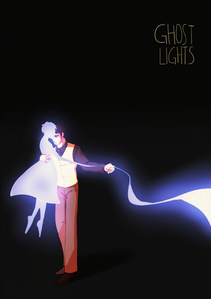 Ghost Lights by Rieeri