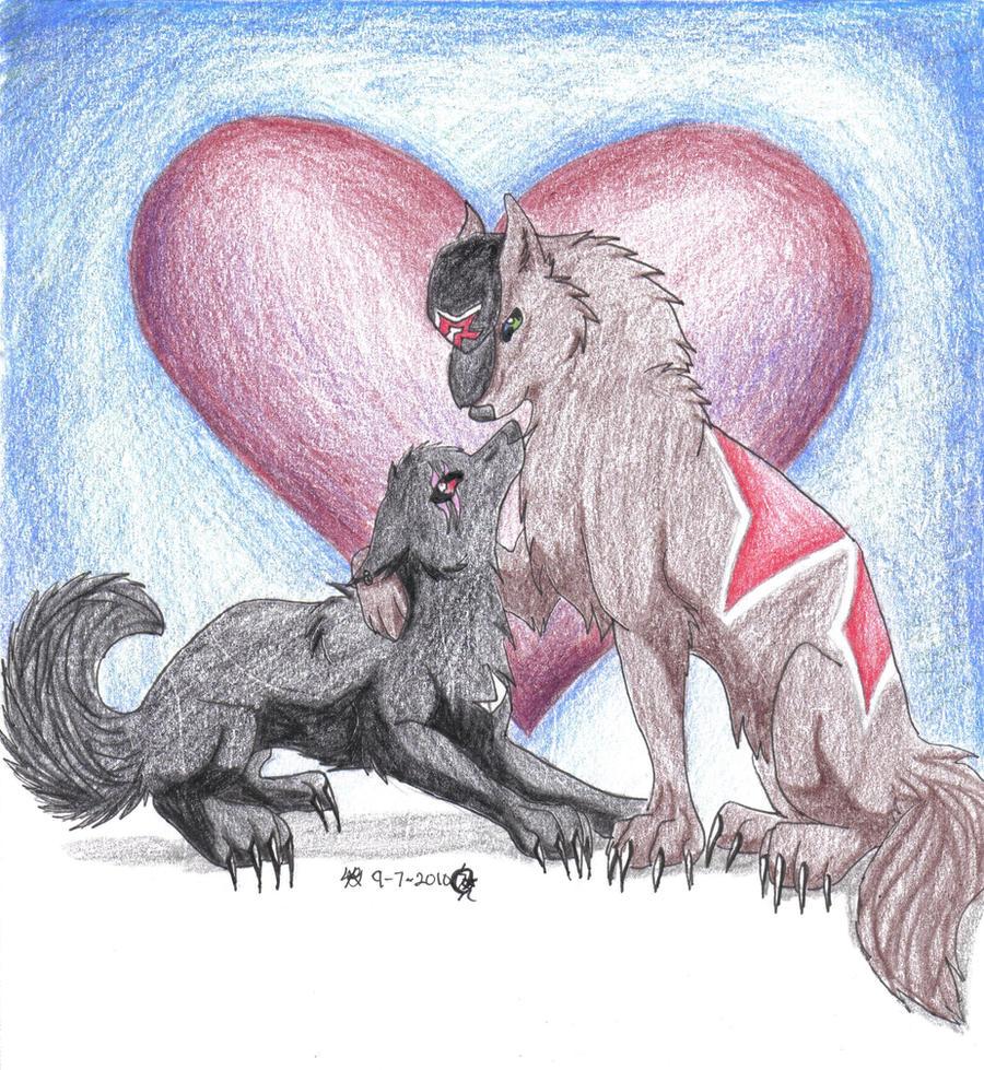 wolf wallpaper free