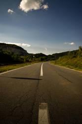 The 14th kilometer by brvnara