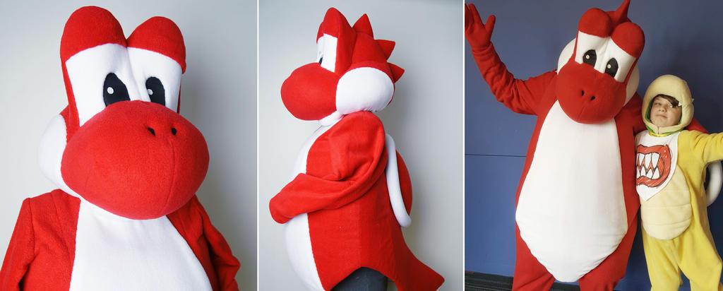 Red Yoshi
