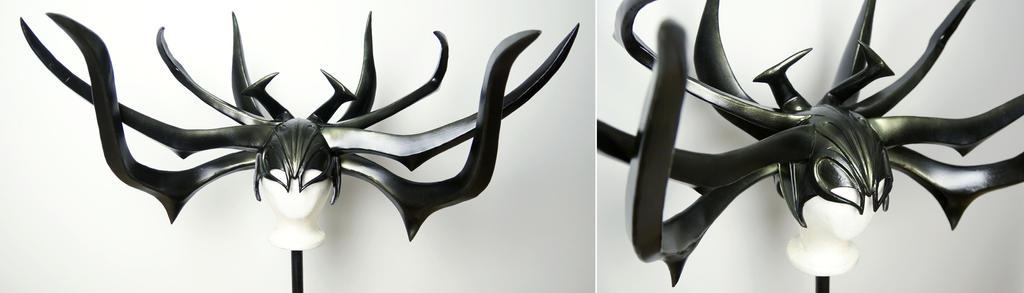 Hela - the headpiece