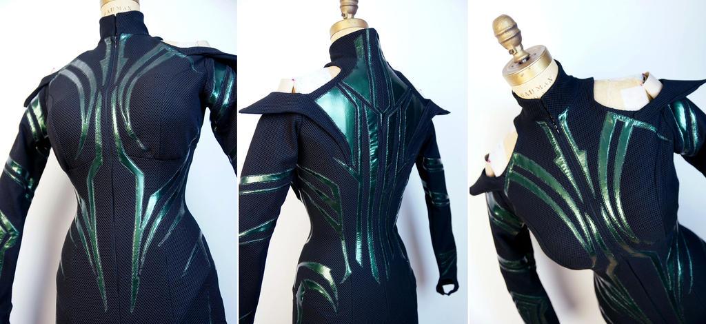 Hela - the suit