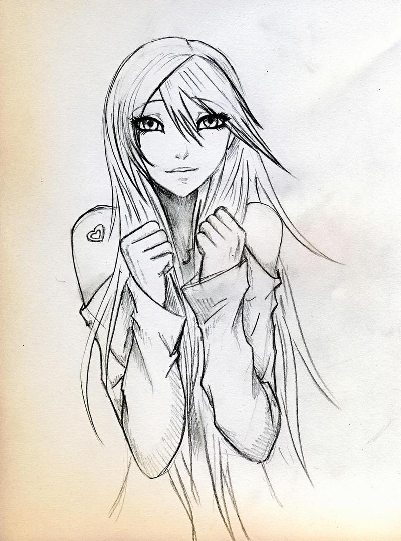 Asuka chan by DizyDizy