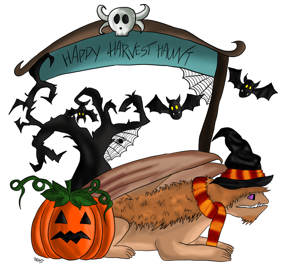 Winterwind Ready for Harvest Haunt by WhispertheWolfie