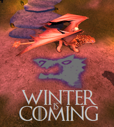 Winter is Coming by WhispertheWolfie