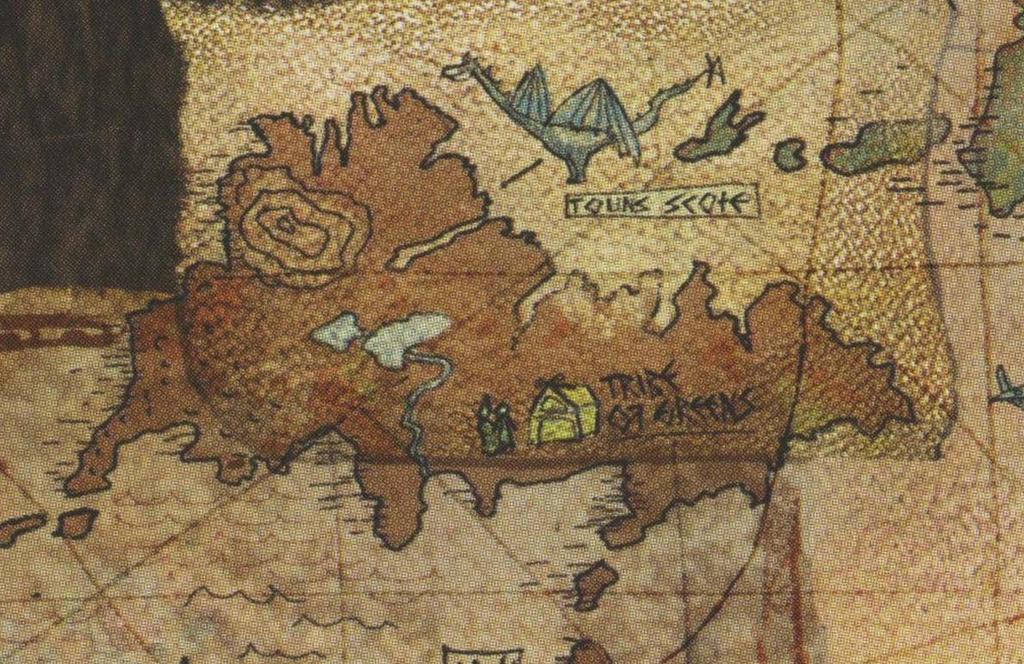 Dark Deep Map by WhispertheWolfie