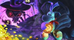 Rayman 2 la grotte des mauvais reves