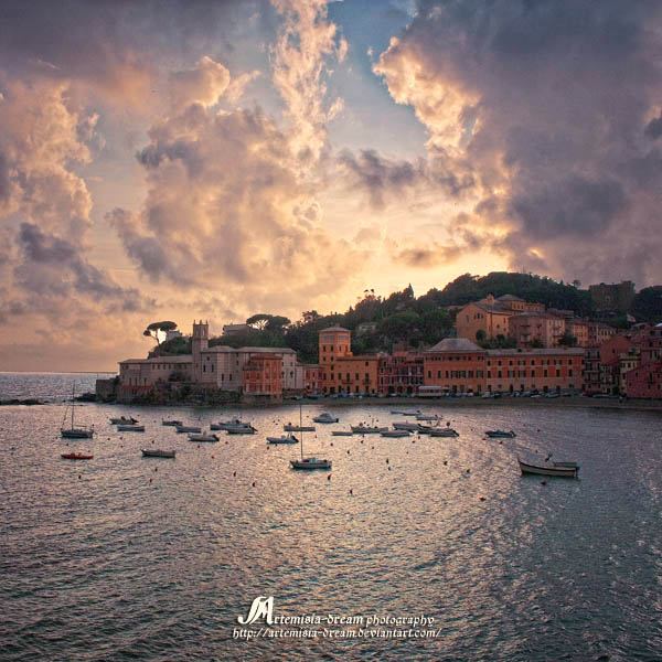 Sestri Levante Italy  city photo : Sestri Levante, Genova Italy | The World is a Book, and Those Who Do ...