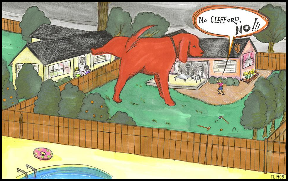 Clifford The Dog Movie