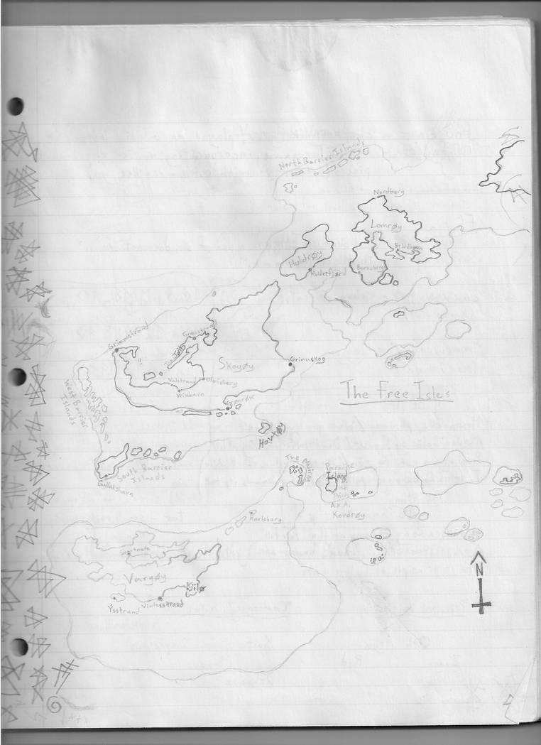 The Free Isles of Gingu Four