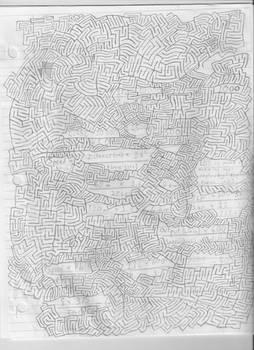 Labyrinthine Calculations