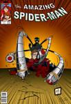 Spiderman Vs Doc Ock By Rexbegonia