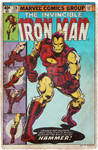 Iron Man 126 Cover Recreation By Dalgoda7 D7y3uja