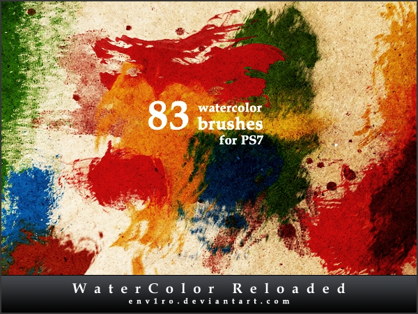 WaterColor Reloaded by healthfamily
