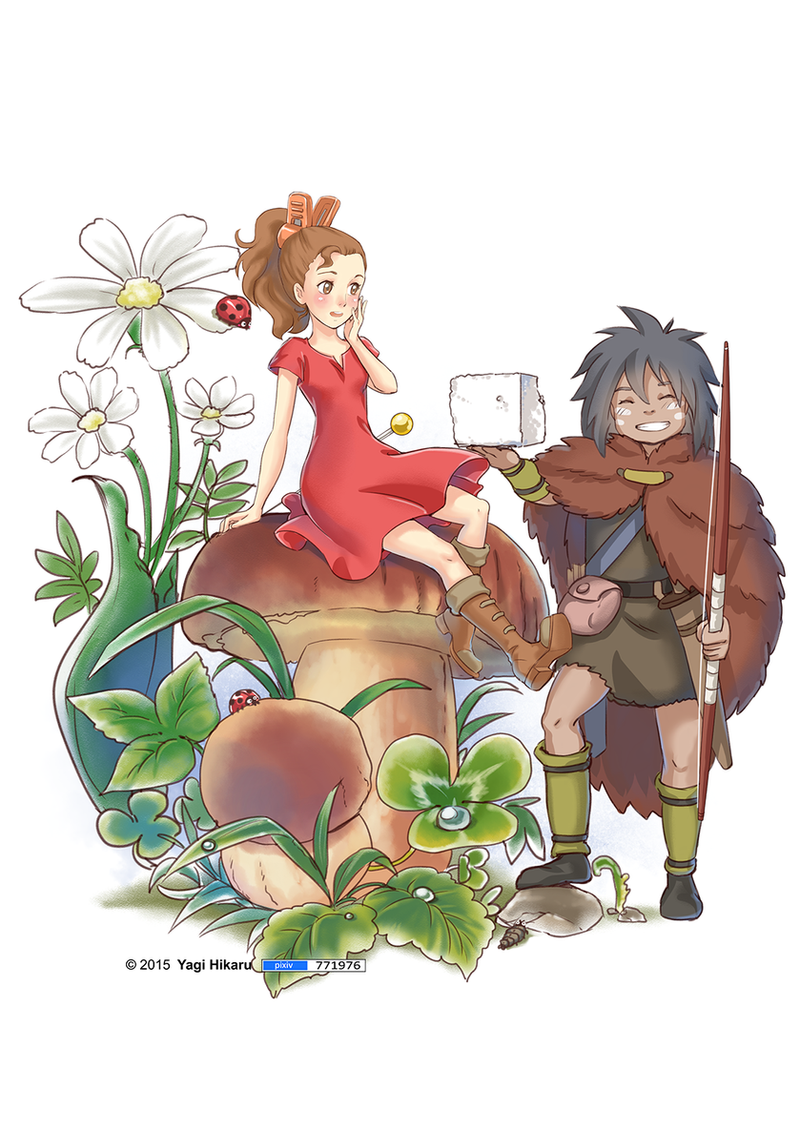 The Borrowers Arrietty And Spiller