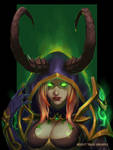 Demon Hunter Blood Elf [COMMISSIONS OPEN]